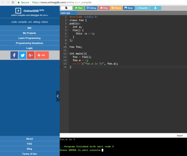 Best 6 free online compiler and interpreter - Default - Makble